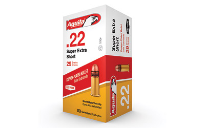 AGUILA 22 SHORT HV 29GR 50/5000 - for sale