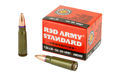 CENT ARMS 7.62X39 124GR HPBT 20/1000 - for sale