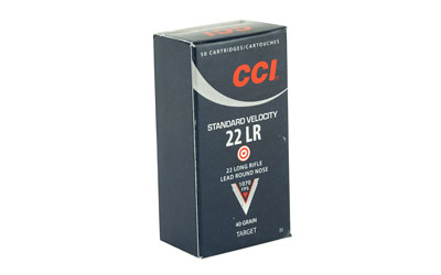 CCI 22LR STANDARD VEL INTL 50/5000 - for sale