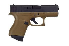 Glock G43 FDE - for sale