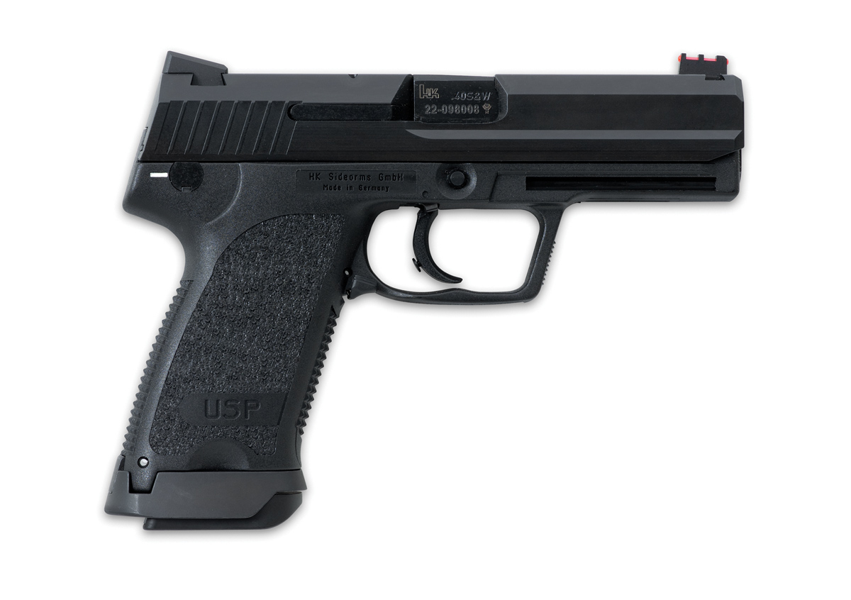 Heckler & Koch USP9-V1 9mm Black - for sale