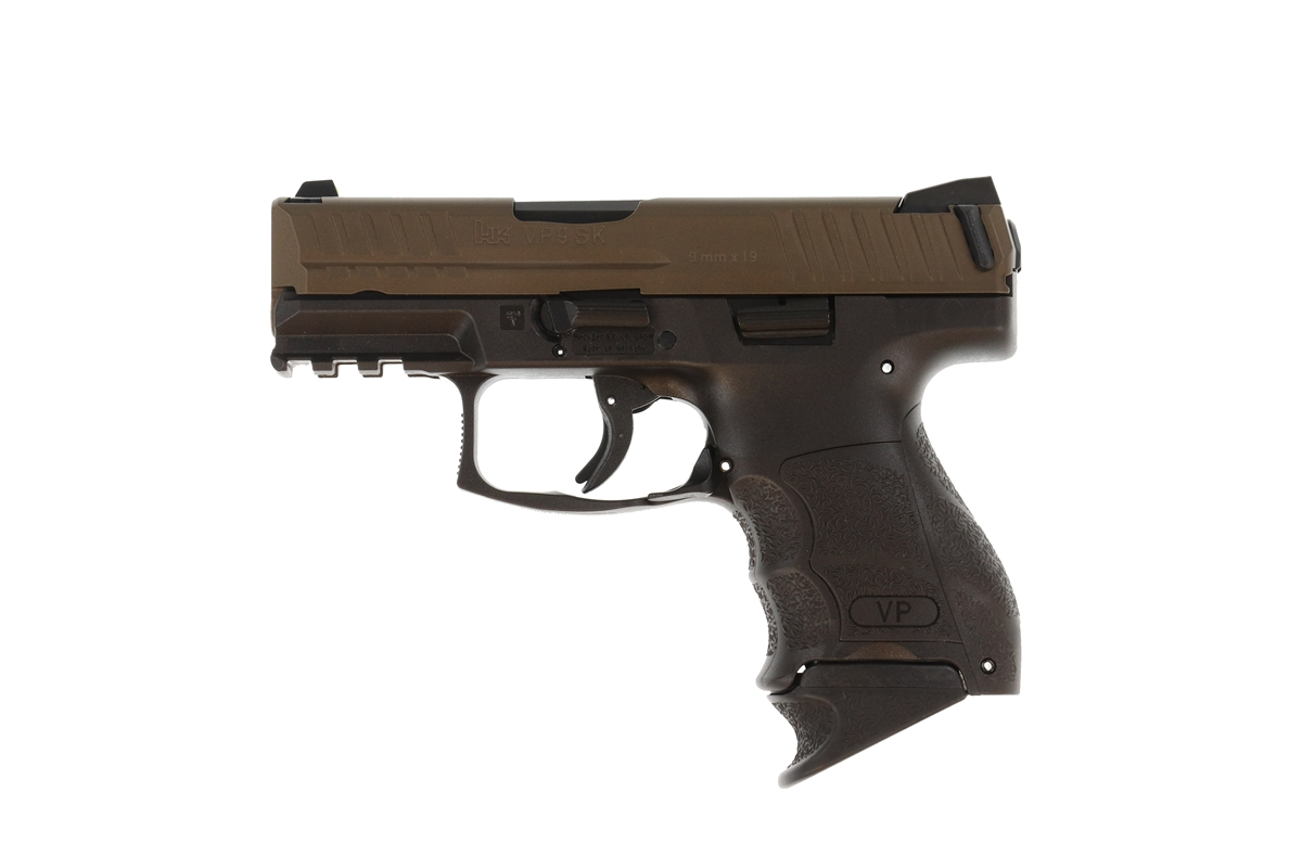 Heckler & Koch VP9SK 9mm Midnight Bronze - for sale