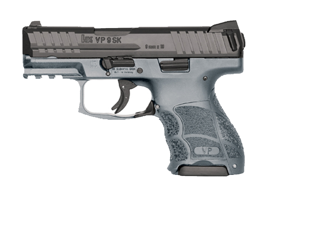 Heckler & Koch - VP9SK GREY - 9mm Luger