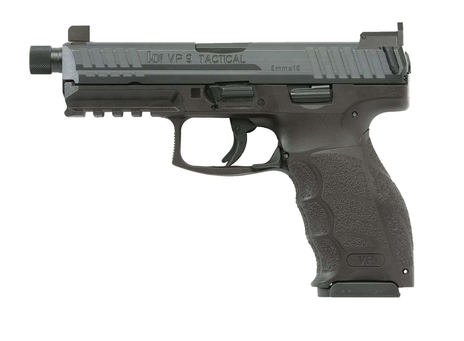 Heckler & Koch VP9T 9mm Black - for sale