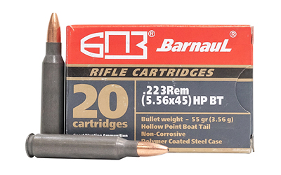 BARNAUL 223REM 55GR BTHP 20/500 - for sale