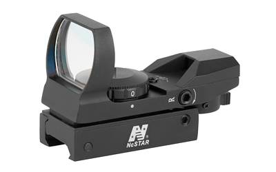 NCSTAR RED DOT REFLEX SIGHT WVR BLK - for sale