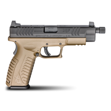 Springfield Armory XD-M 9mm Threaded Barrel FDE Frame - for sale
