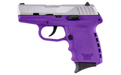 SCCY CPX-2 9MM SAT-PURPLE - for sale