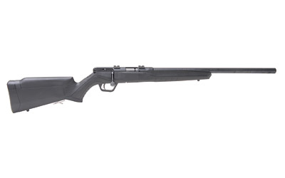 "SAV B17 17HMR 21"" HEAVY BBL BLK SYN - for sale"