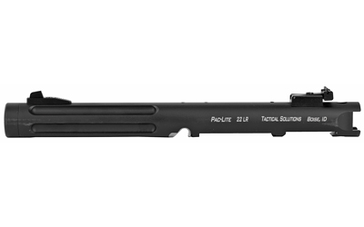 "TAC SOL PL IV 22LR BBL 6"" BLK FLTD - for sale"