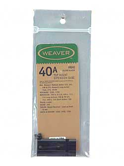 WEAVER #40A REM 700/78 SA IN 17/222 - for sale